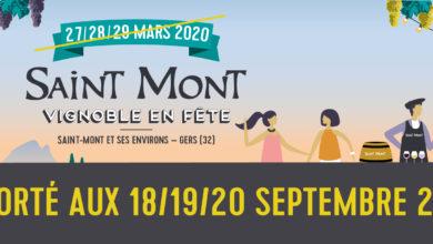 Saint Mont Vignoble en Fête 2020