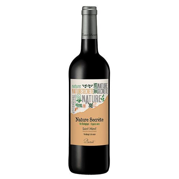Achat Nature Secrète, vin rouge Saint Mont