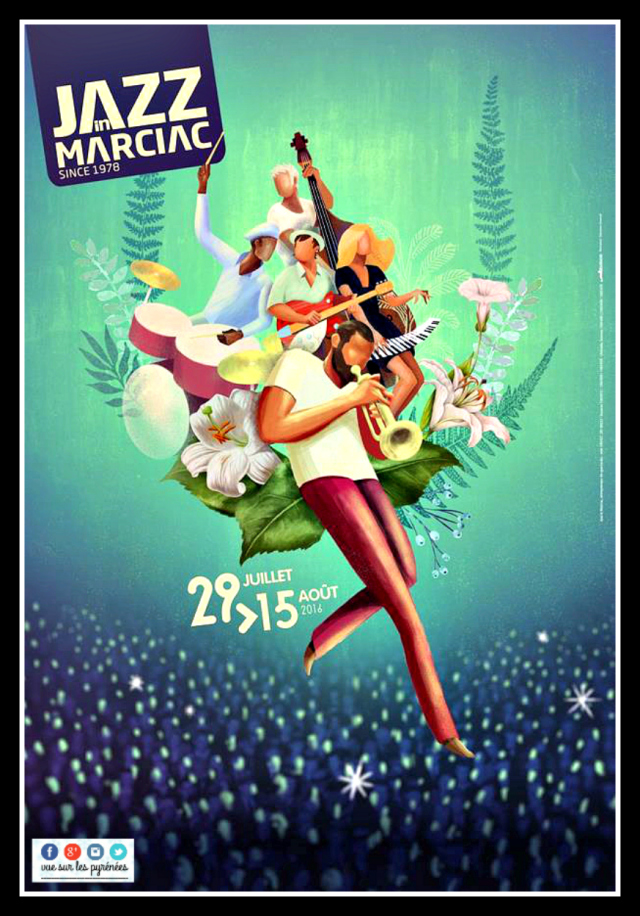 Festival Jazz In Marciac 2016