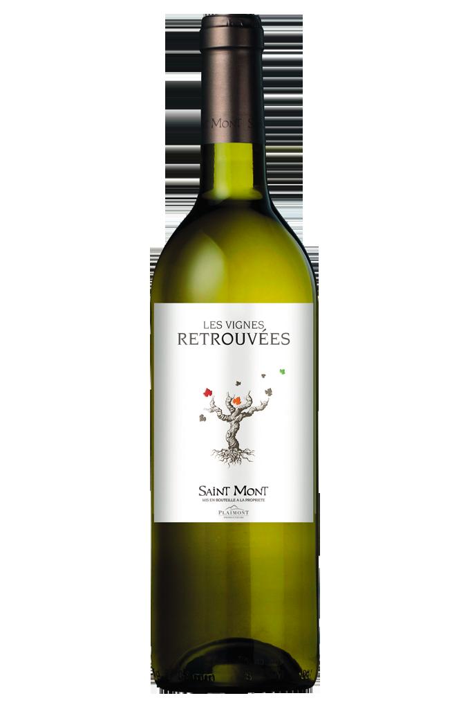 Les Vignes Retrouvées Vin Blanc AOC Saint Mont