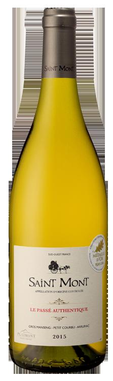 Vin Le Passé Authentique AOC Saint Mont blanc