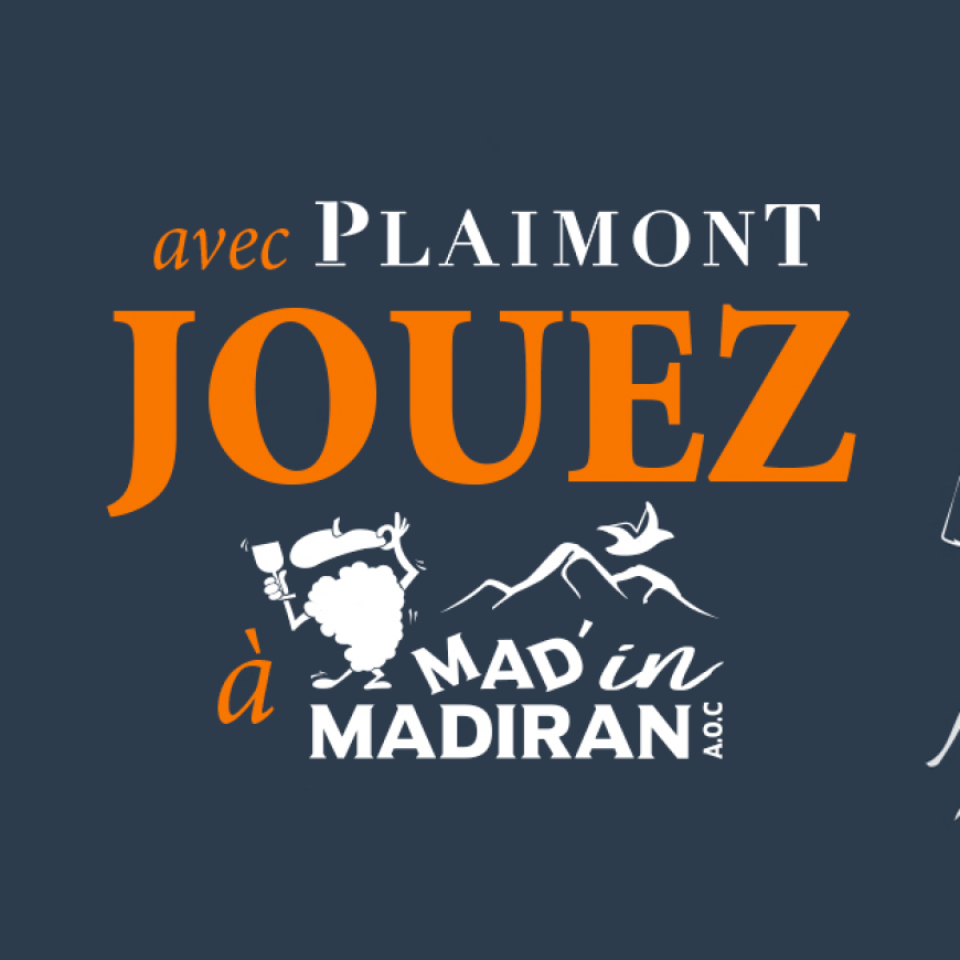 Grand Jeu-Concours Mad'In Madiran