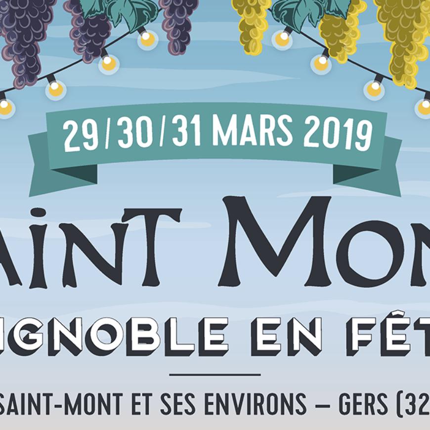 Saint Mont Vignoble en Fête 2019