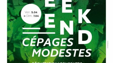 Week-end Cépages Modestes