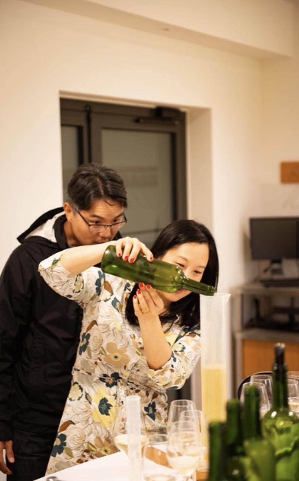 atelier assemblage vins