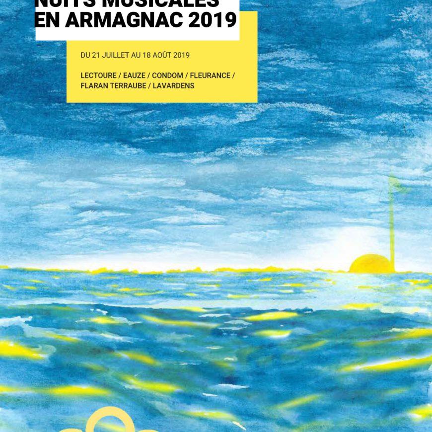 Nuits Musicales en Armagnac 2019 – NMA