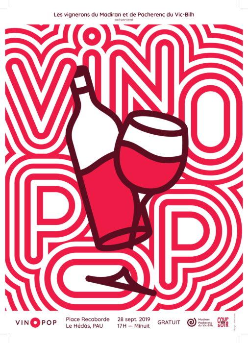 VINOPOP – Pop à Pau !