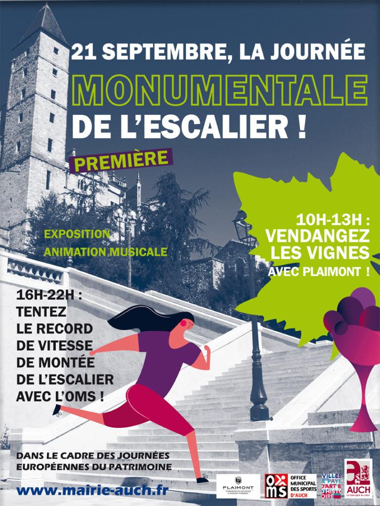 Journée Monumentale de l'escalier