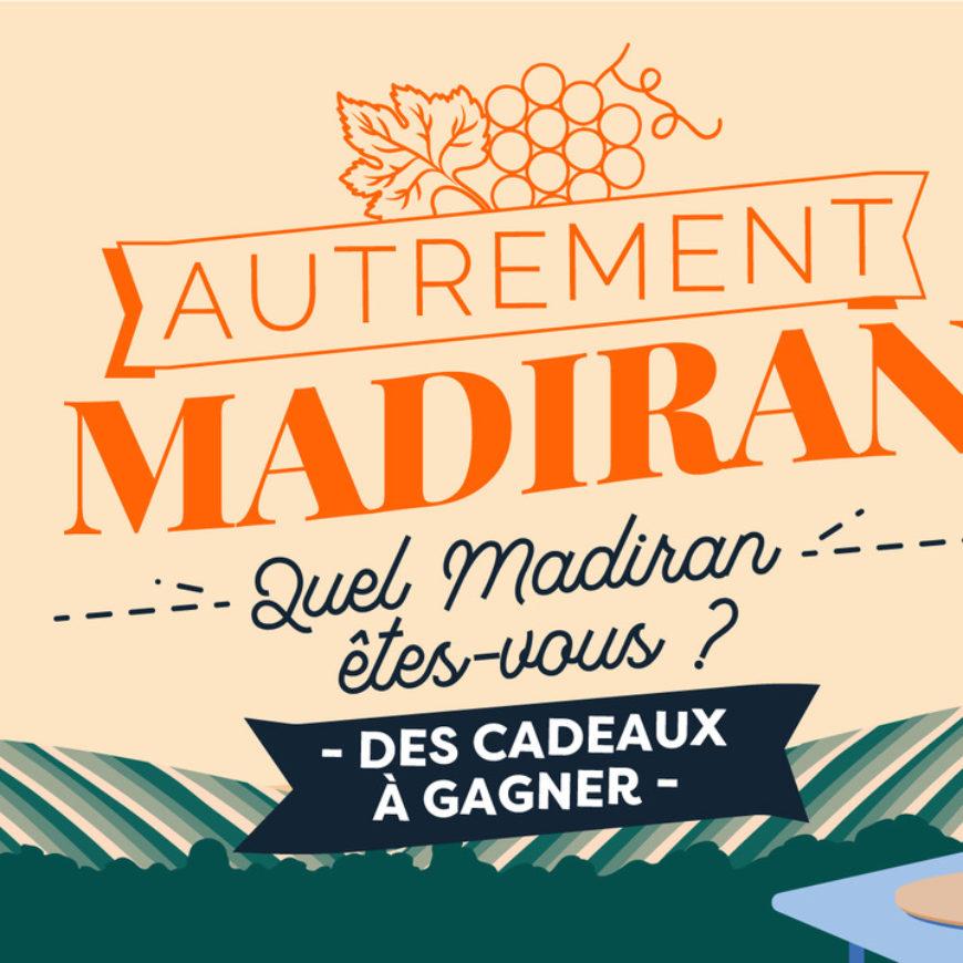 """Participez à notre jeu-concours """"Autrement Madiran"""""""