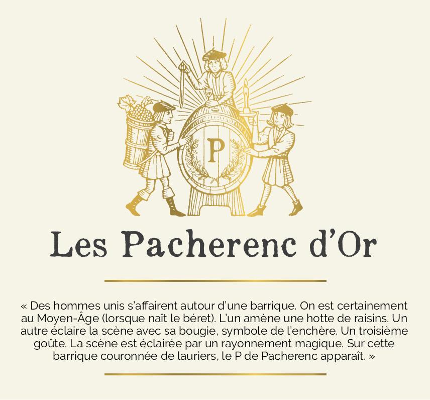 Nouvelle Identité Pacherenc d'Or