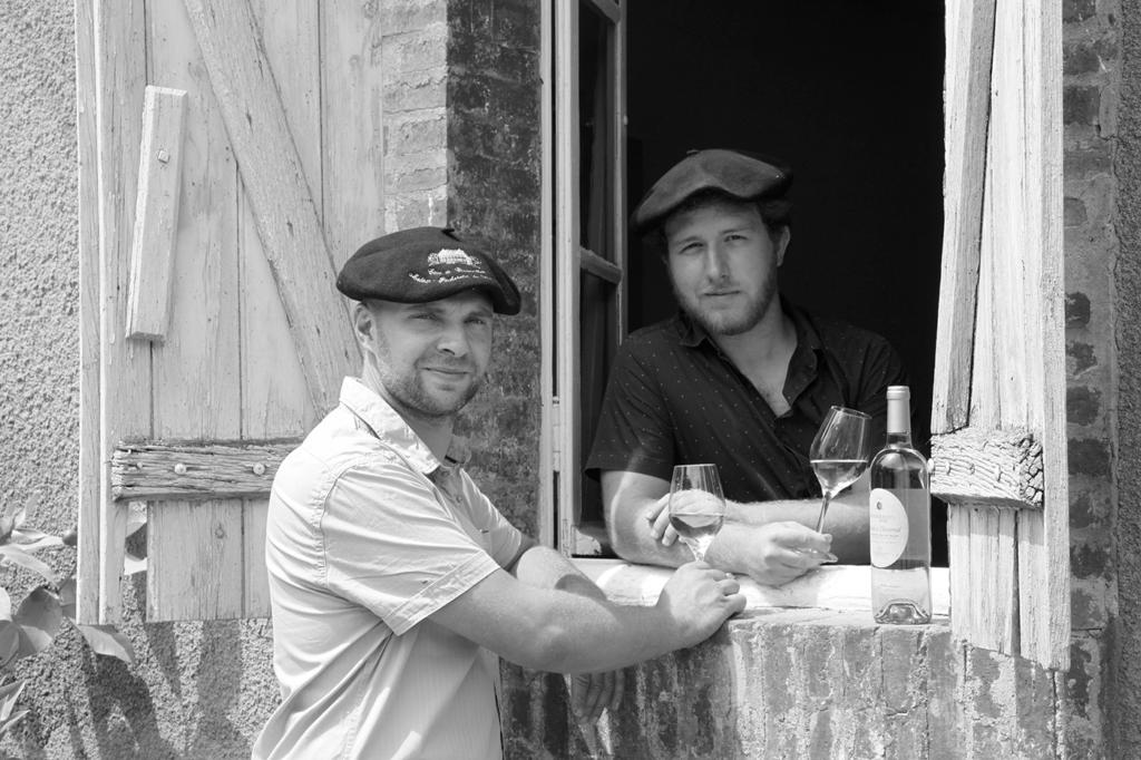 La viticulture en famille