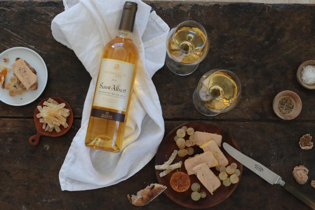 Atelier accords mets et vins