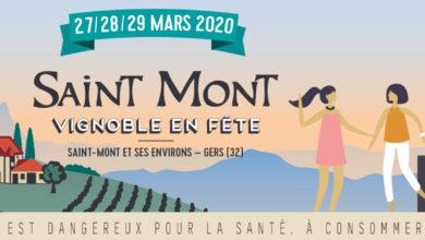 Saint Mont Vignoble en Fête – Programme 2020