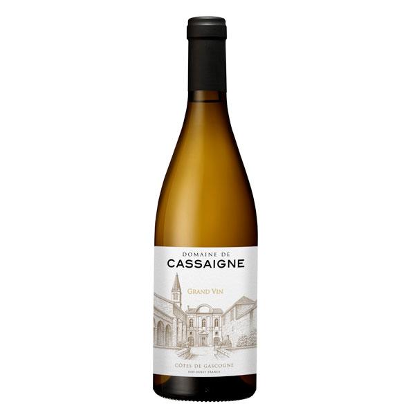 Domaine de Cassaigne Blanc 2018