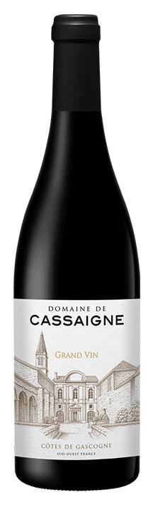 Château de Cassaigne, vin rouge IGP Côtes de gascogne