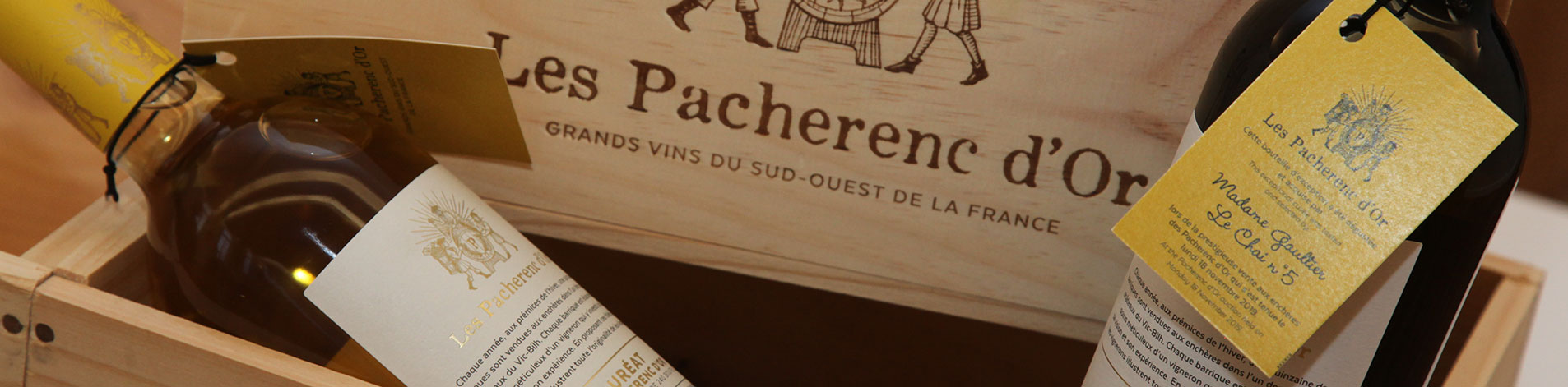 Les Pacherenc d'Or