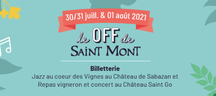 Le Off de Saint Mont