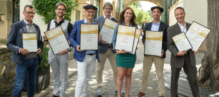 Le magazine Weinwirtschaft décerne le prix de la Meilleure coopérative française à Plaimont